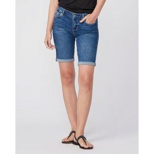 Paige Jax Knee Shorts